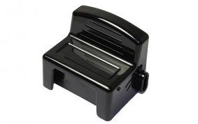 Abdeckkappe/Schutzkappe/Kontaktschutz Eelektrofahrrad/E-Bike Panasonic, schwarz