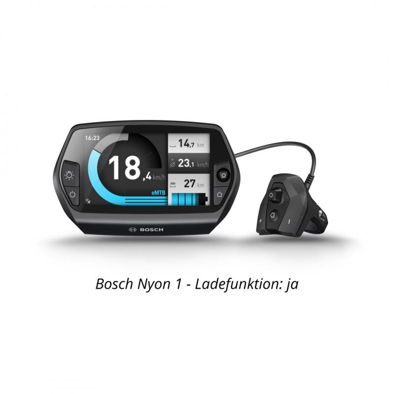 Bosch Nyon 1 E-Bike Display