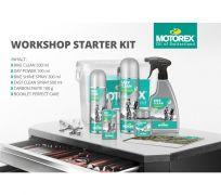 Motorex Workshop Starter Kit 2021