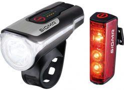 Sigma Sport Aura 80 USB & Blaze Fahrradbeleuchtung