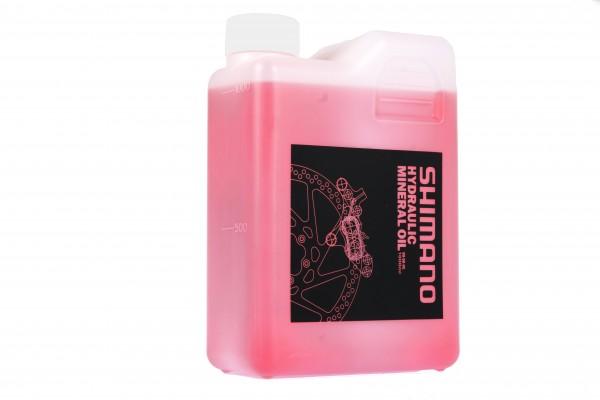 Mineralöl Shimano für Scheibenbremsen 1000ml, Kanister