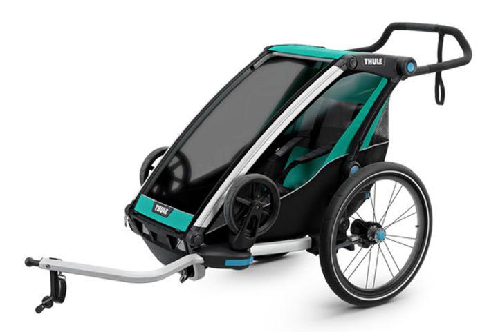 2017 Thule Chariot Kinder Fahrrad Anhänger Lite 1