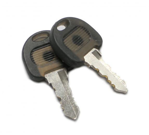 Flyer Ersatzschlüssel für Modelle vor 2007