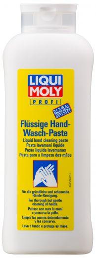 Flüssige Handwasch Paste von Liqui Moly zur Pflege der Hände