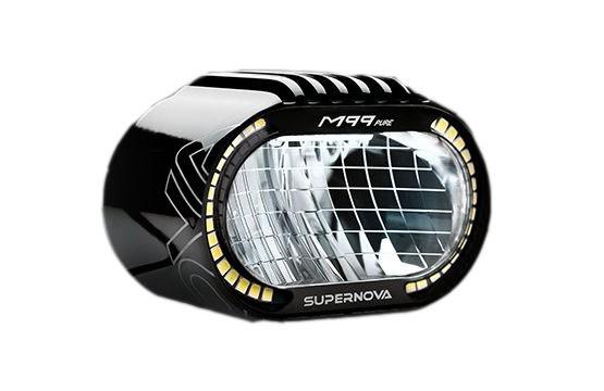 Supernova M99 PURE LED Scheinwerfer eBike