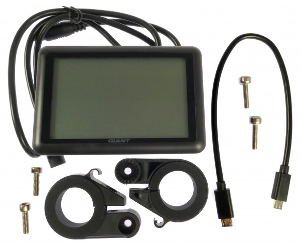 Giant Ride Control LCD Display mit USB Kabel