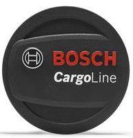 Bosch Logo Deckel - Cargo Line schwarz
