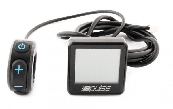 Impulse EBike LCD Compact Display Offroad